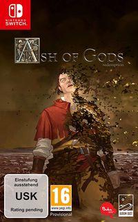 Hier klicken, um das Cover von Ash of Gods Redemption (Switch) zu vergrößern