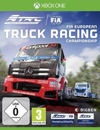 Hier klicken, um das Cover von FIA European Truck Racing Championship (Xbox One) zu vergrößern