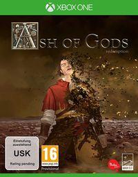 Hier klicken, um das Cover von Ash of Gods Redemption (Xbox One) zu vergrößern