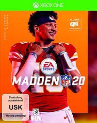 Hier klicken, um das Cover von Madden NFL 20 (Xbox One) zu vergrößern