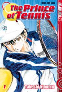 Hier klicken, um das Cover von The Prince Of Tennis 1 zu vergrößern
