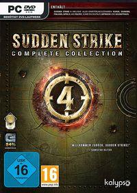 Hier klicken, um das Cover von Sudden Strike 4: Complete Collection (PC) zu vergrößern