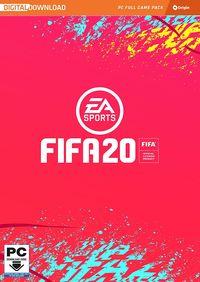 Hier klicken, um das Cover von FIFA 20 - Standard Edition zu vergrößern