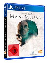 Hier klicken, um das Cover von The Dark Pictures - Man of Medan (Ps4) zu vergrößern