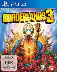 Hier klicken, um das Cover von Borderlands 3 (PS4) zu vergrößern