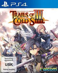 Hier klicken, um das Cover von The Legend of Heroes: Trails of Cold Steel III Day One Edition (Ps4) zu vergrößern