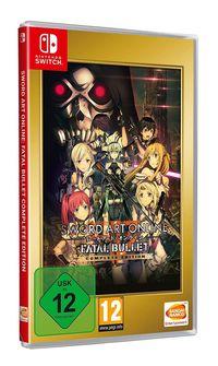 Hier klicken, um das Cover von Sword Art Online: Fatal Bullet Complete Edition (Switch) zu vergrößern
