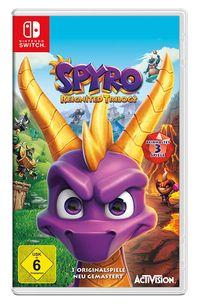 Hier klicken, um das Cover von Spyro Reignited Trilogy (Switch) zu vergrößern