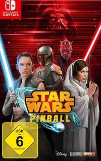 Hier klicken, um das Cover von Star Wars Pinball (Switch) zu vergrößern