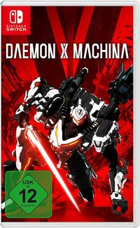 Hier klicken, um das Cover von DAEMON X MACHINA (Switch) zu vergrößern