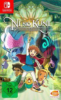 Hier klicken, um das Cover von Ni no Kuni: Der Fluch der Weiss~en Koe~nigin Remastered (Switch) zu vergrößern