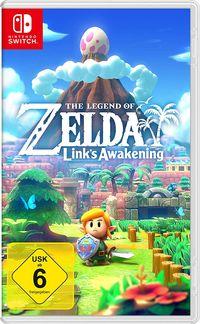 Hier klicken, um das Cover von The Legend of Zelda: Link's Awakening (Switch) zu vergrößern