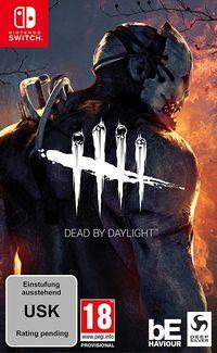 Hier klicken, um das Cover von Dead by Daylight (Switch) zu vergrößern
