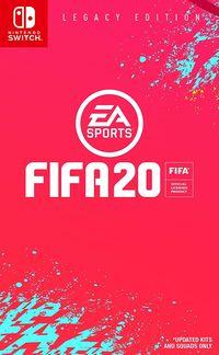 Hier klicken, um das Cover von FIFA 20 - Legacy Edition (Switch) zu vergrößern