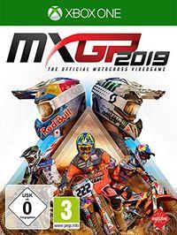 Hier klicken, um das Cover von MXGP 2019 (Xbox One) zu vergrößern