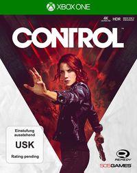Hier klicken, um das Cover von Control (Xbox One) zu vergrößern