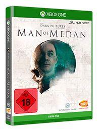 Hier klicken, um das Cover von The Dark Pictures - Man of Medan (Xbox One) zu vergrößern