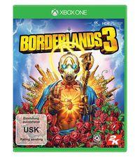 Hier klicken, um das Cover von Borderlands 3 )Xbox One) zu vergrößern