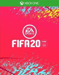 Hier klicken, um das Cover von FIFA 20 - Standard Edition (Xbox One) zu vergrößern