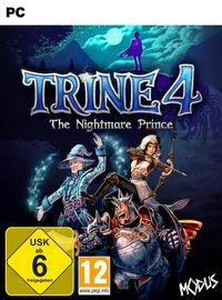 Hier klicken, um das Cover von Trine 4 - The Nightmare Prince (PC) zu vergrößern