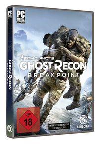 Hier klicken, um das Cover von Tom Clancy's Ghost Recon Breakpoint Standard (PC) zu vergrößern