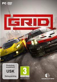 Hier klicken, um das Cover von Grid - Standard Edition (PC) zu vergrößern