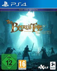 Hier klicken, um das Cover von The Bard's Tale IV: Director's Cut Day One Edition (PS4) zu vergrößern