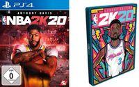 Hier klicken, um das Cover von NBA 2K20 (PS4) zu vergrößern