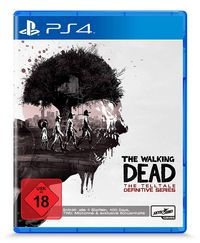 Hier klicken, um das Cover von The Walking Dead: The Telltale Definitive Series (Ps4) zu vergrößern