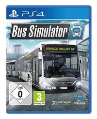 Hier klicken, um das Cover von Bus Simulator (PS4) zu vergrößern