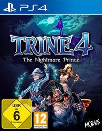 Hier klicken, um das Cover von Trine 4 - The Nightmare Prince (Ps4) zu vergrößern
