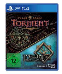 Hier klicken, um das Cover von Planescape: Torment & Icewind Dale Enhanced Edition (PS4) zu vergrößern