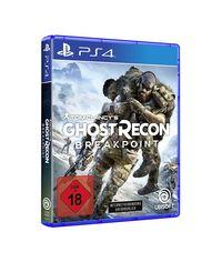 Hier klicken, um das Cover von Tom Clancy's Ghost Recon Breakpoint Standard (PS4) zu vergrößern