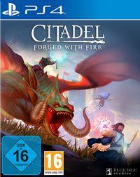 Hier klicken, um das Cover von Citadel Forged with Fire (PS4) zu vergrößern