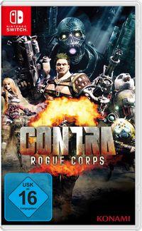 Hier klicken, um das Cover von Contra: Rogue Corps (Switch) zu vergrößern