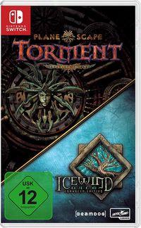 Hier klicken, um das Cover von Planescape: Torment & Icewind Dale Enhanced Edition (Switch) zu vergrößern