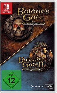 Hier klicken, um das Cover von Baldur's Gate Enhanced Edition (Switch) zu vergrößern