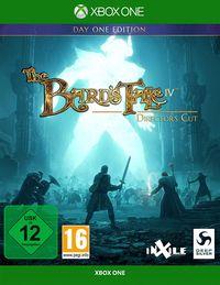 Hier klicken, um das Cover von The Bard's Tale IV: Director's Cut Day One Edition (Xbox One) zu vergrößern