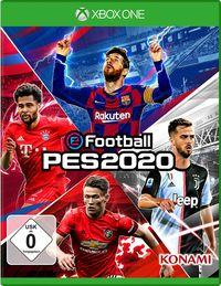 Hier klicken, um das Cover von eFootball PES 2020 (Xbox One) zu vergrößern