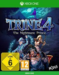 Hier klicken, um das Cover von Trine 4 - The Nightmare Prince (Xbox One) zu vergrößern