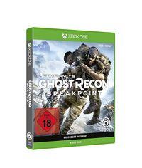 Hier klicken, um das Cover von Tom Clancy's Ghost Recon Breakpoint Standard (Xbox One) zu vergrößern