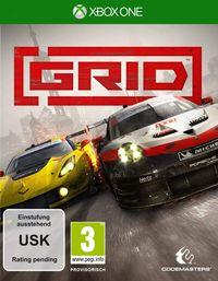 Hier klicken, um das Cover von Grid - Standard Edition (Xbox One) zu vergrößern