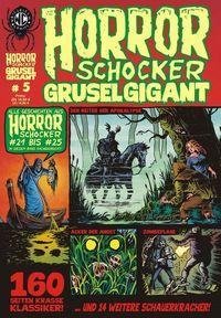 Hier klicken, um das Cover von Horrorschocker Gruselgigant 5 zu vergrößern