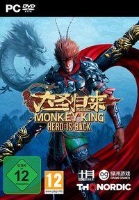 Hier klicken, um das Cover von Monkey King: Hero is Back (PC) zu vergrößern