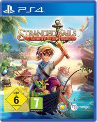 Hier klicken, um das Cover von Stranded Sails - Explorers of the Cursed Islands (PS4) zu vergrößern