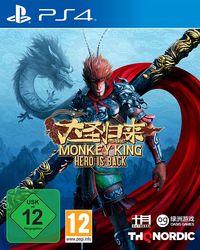 Hier klicken, um das Cover von Monkey King: Hero is Back (PS4) zu vergrößern