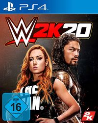 Hier klicken, um das Cover von WWE 2K20 (PS4) zu vergrößern