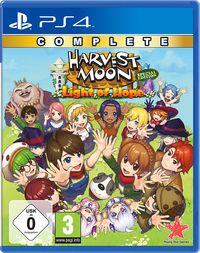 Hier klicken, um das Cover von Harvest Moon Light of Hope Complete Special Edition (PS4) zu vergrößern