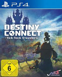 Hier klicken, um das Cover von Destiny Connect Tick-Tock Travelers (PS4) zu vergrößern