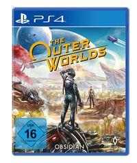 Hier klicken, um das Cover von The Outer Worlds (PS4) zu vergrößern